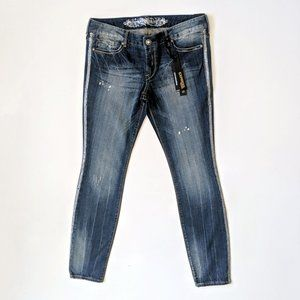NWT Express Stella Ultra Skinny Low Rise Jeans